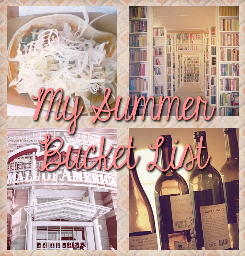 Rangeeli Chick Summer Bucket List