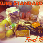 Azure Standard Organic and Natural Food Haul