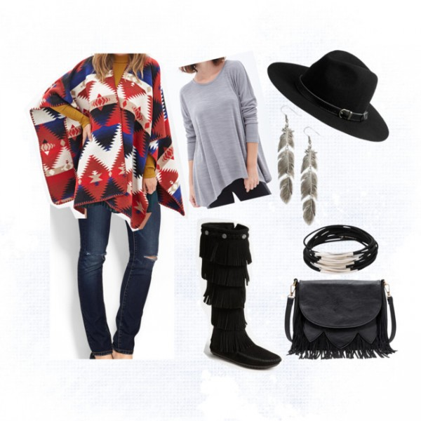 Fantasy Wardrobe Friday: Southwestern Fringe