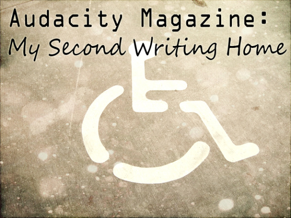 Audacity Magazine: My Second Writing Home