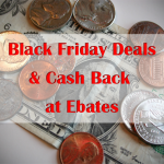 Black Friday Deals & Cash Back with Ebates