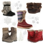 Fantasy Wardrobe Friday: Women's Winter Boots