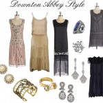 Fantasy Wardrobe Friday: Downton Abbey Style