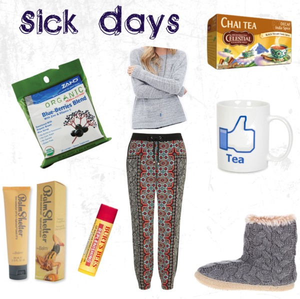 sick days outfit