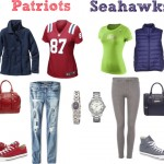 Fantasy Wardrobe Friday: Super Bowl Cute
