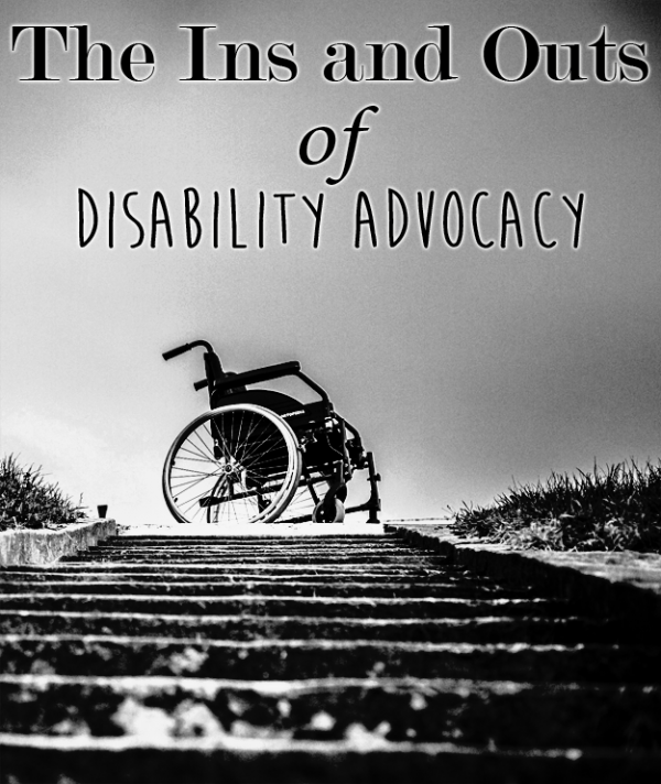 the ins and outs of disability advocacy