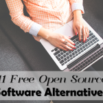 11 Free Open Source Software Alternatives