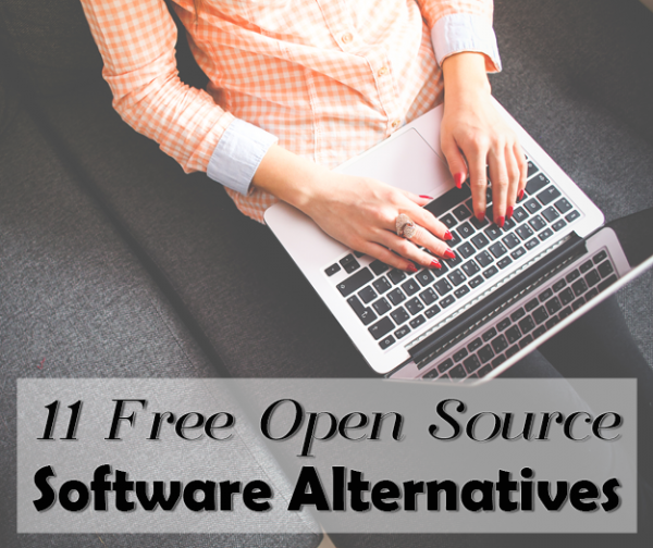 11 free open source software